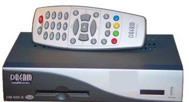 Install CCcam Server on Dreambox 500