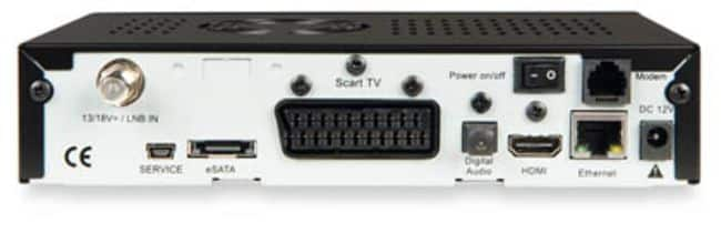 Construct and availability Dreambox DM500 HD