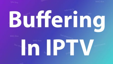Buffering in IPTV