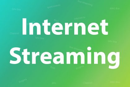 What is Internet streaming?