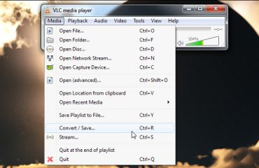How to record live programs on VLC media player?